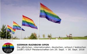 GERMAN-RAINBOW-OPEN 2018 @ Winston Golf