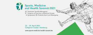 Sports, Medicine and Health Summit Hamburg 2021 @ Congress Center Hamburg (CCH)